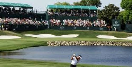 Bay Hill golf club  image